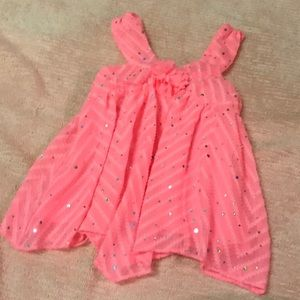 18 month baby girl tank top